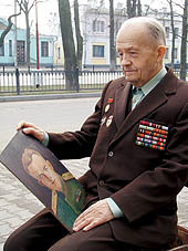 Иван Терентьевич ТКАЧЕВ, полковник в отставке: