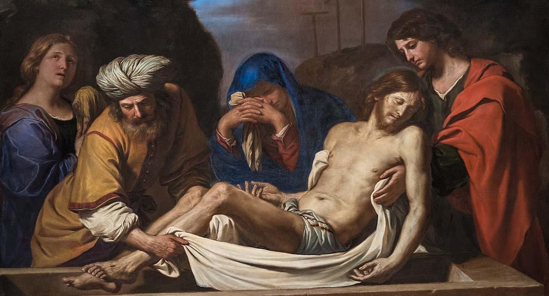 Снятиt с Креста, Джованни Франческо Барбери