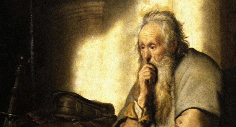 Апостол Павел в темнице. Рубенс, 1629