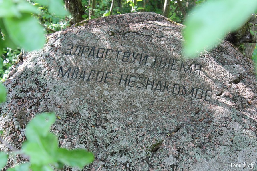 Пушкинские горы, Михайловское