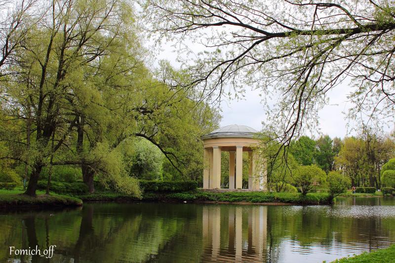 парк Екатерингоф