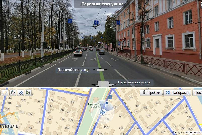yandex-pervomayskaya