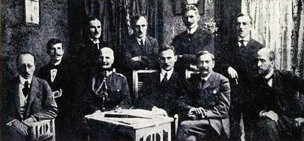 Dabski_i_delegacja_1920