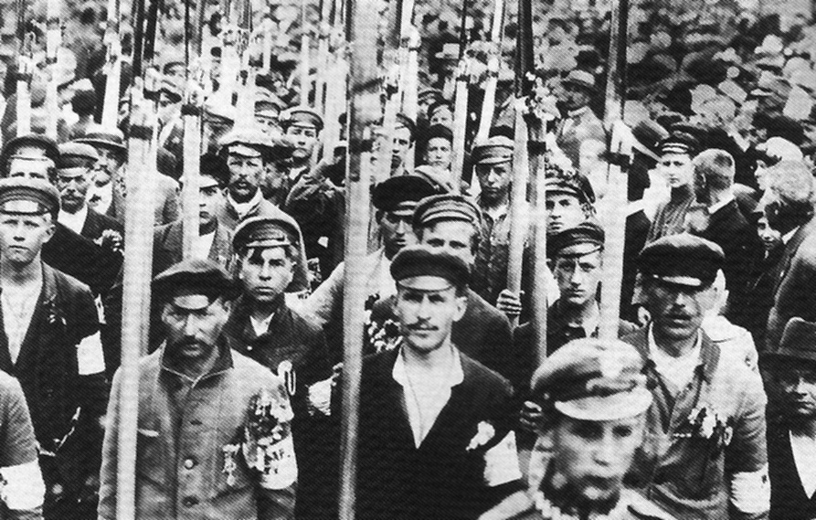 добровольцы войска польского 1920