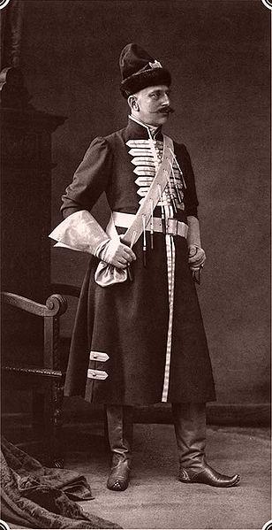George Mecklembourg-Strelitz