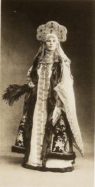 графиня софия александровна Fersen