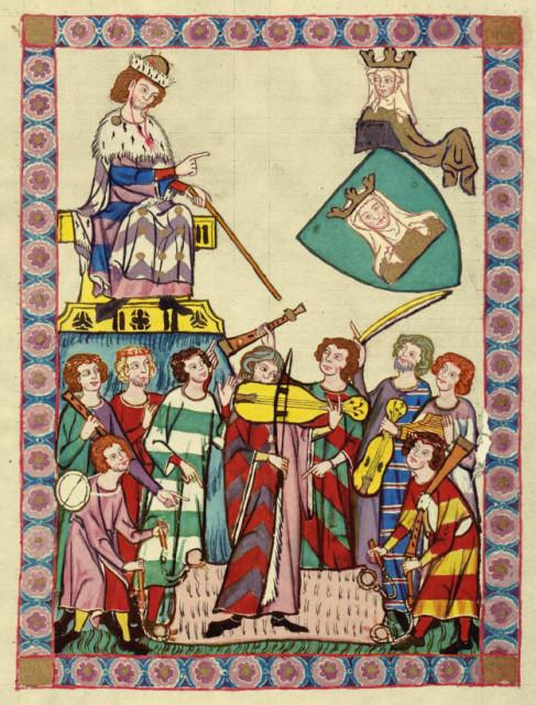 Как трахали женщин в средние века
