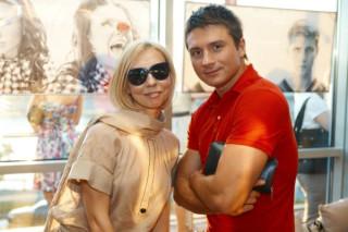 Елена Белоусова и Сергей Лазарев