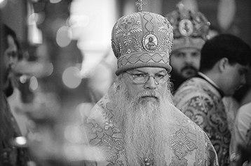 Почившего архиепископа Алексия похоронили в Москве
