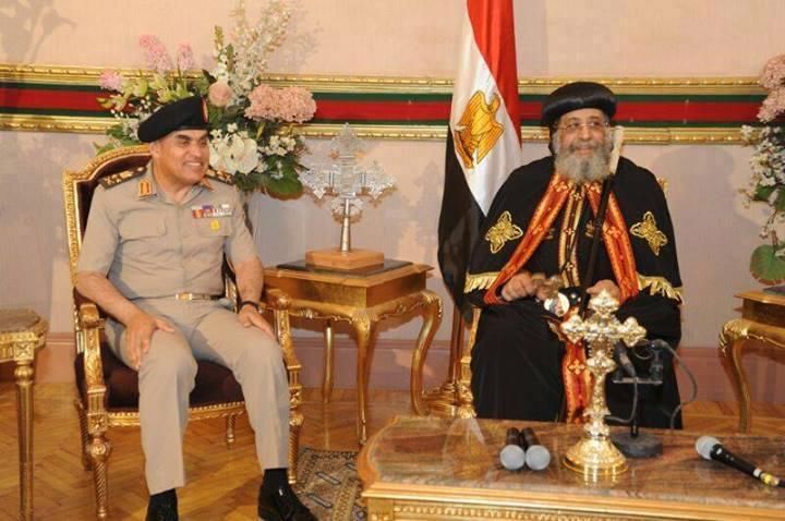 Пасха в Египте 1