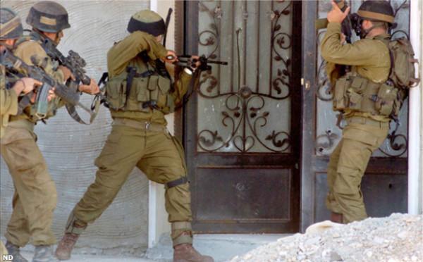 Израиль проводит наземную операцию в секторе Газа