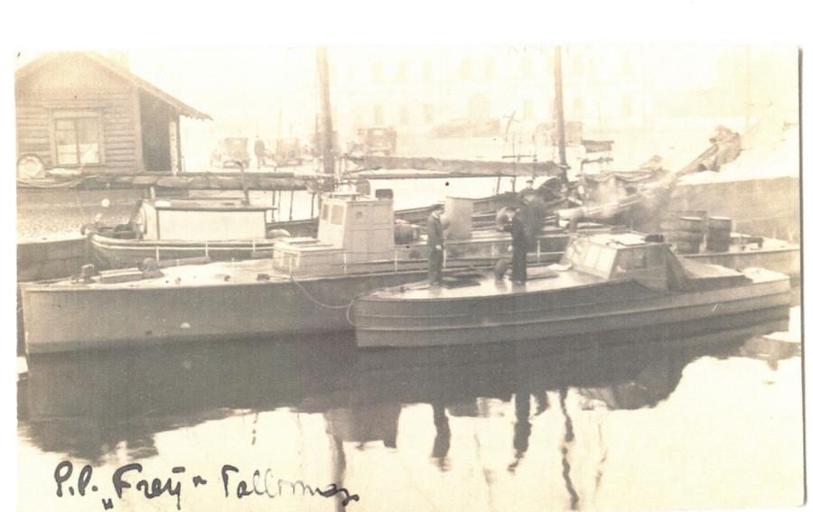 ММФ-3209 2004г  спиртовоз  ФРЕЙ зима 1929 года
