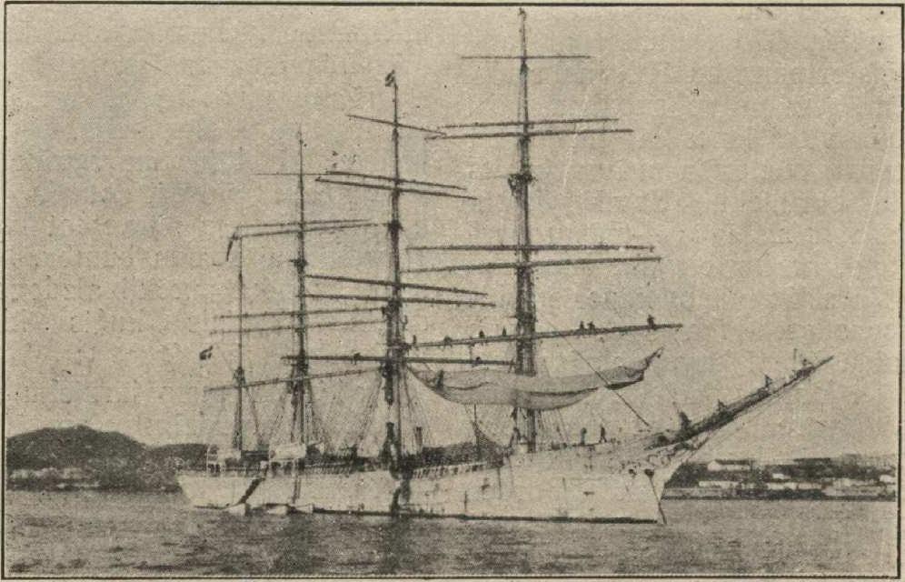 Датское учебное судно Vikings