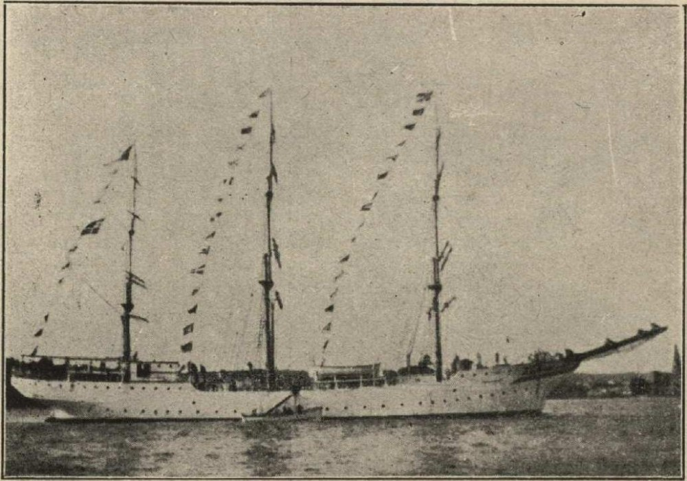 Норвежское учебное судно Sorlandets