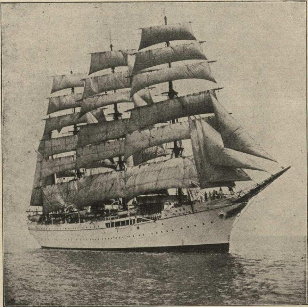 Латышское учебное судно Jurnieks