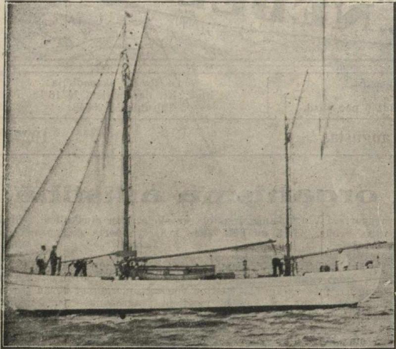 Igaunijas kuģis Cecilie