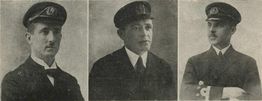 N Grinings, O. Rodiņsch, J. Zariņsch.