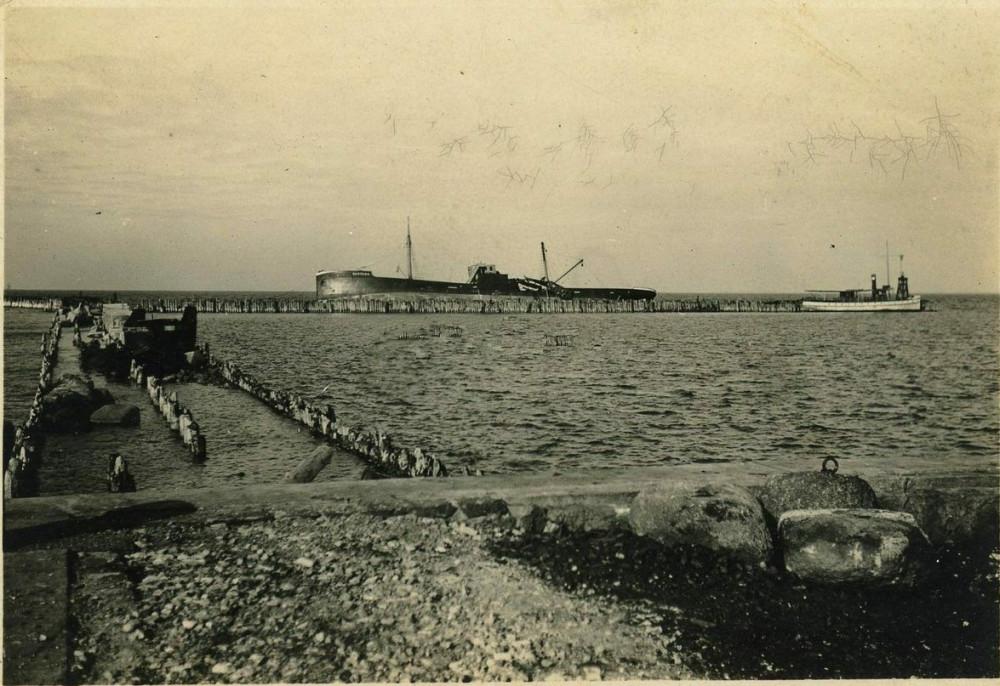 гавань Рохукюла, 1941 г.