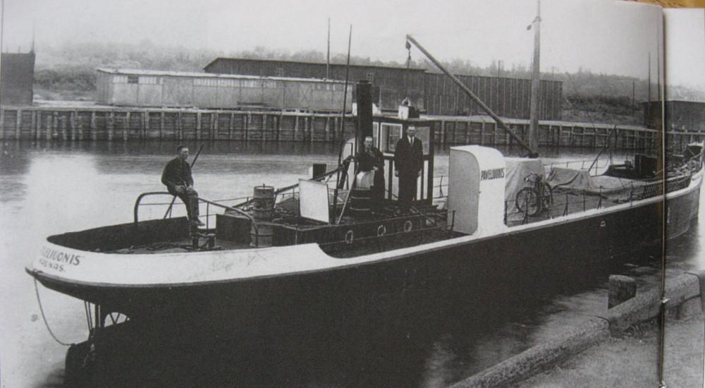 «Paveliuonis» Каунас 08.1938.