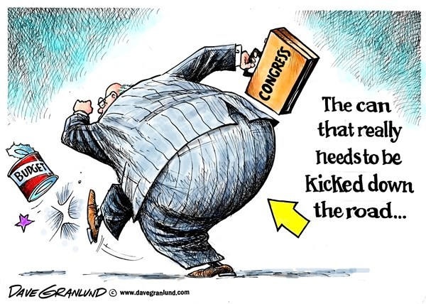 Congress kicks the can