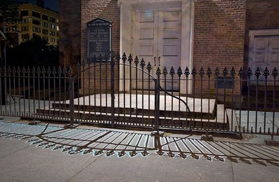 fence-shadow-graffiti