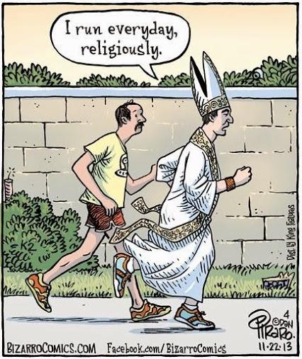 faithful runner