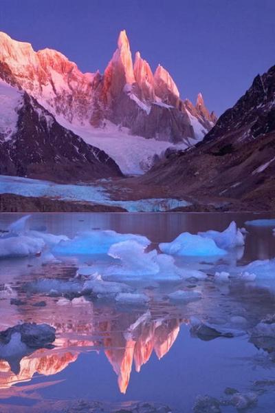 Cerro Torre, Patagonia via furkl