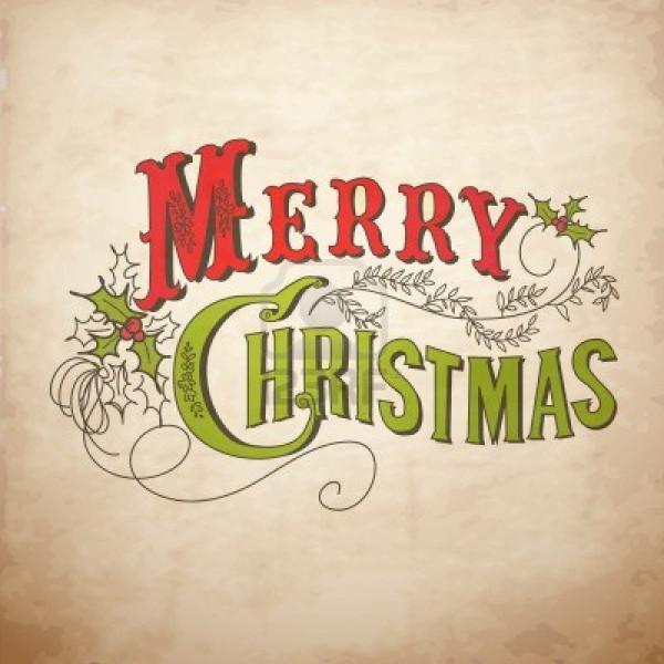 vintage-christmas-card-merry-christmas