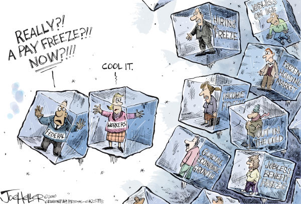 Pay Freeze