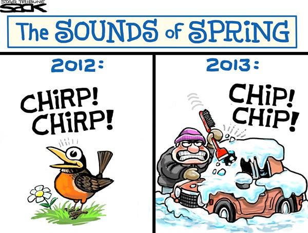 Spring Freeze