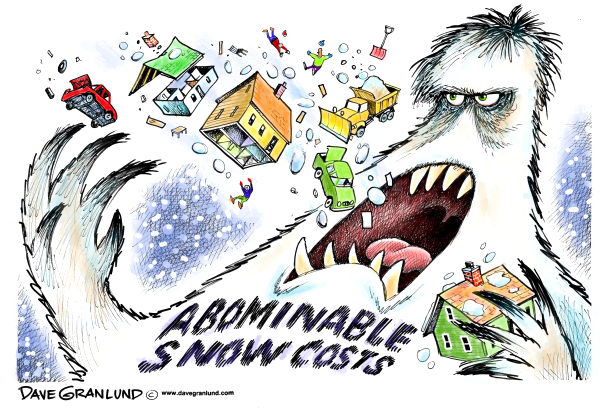 Abominable snow costs