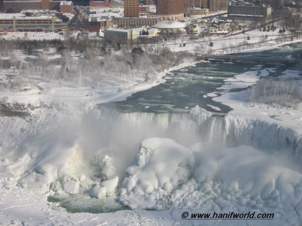 6-Frozen American Falls