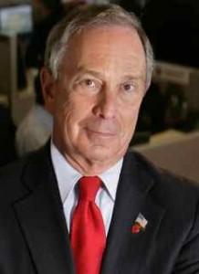 M. Bloomberg