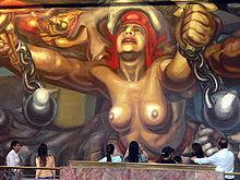 220px-Palacio_de_Bellas_Artes_-_Mural_La_Nueva_Democracia_Siqueiros_2