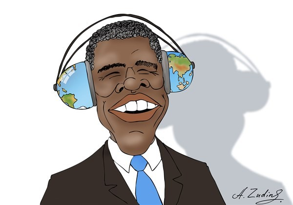 Obama bugged the world