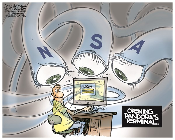 Pandora's Termina