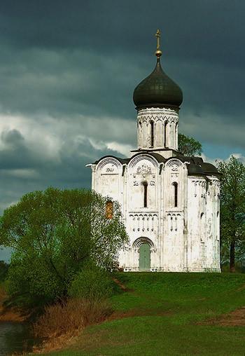 Храм Покрова на Нерли. Фото - А.Константинов