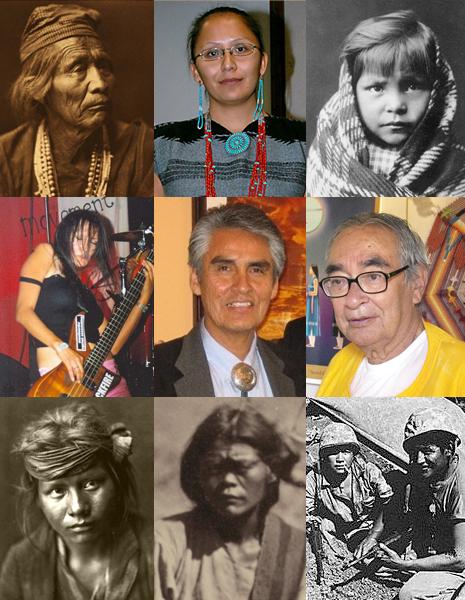 Navajo-protraits