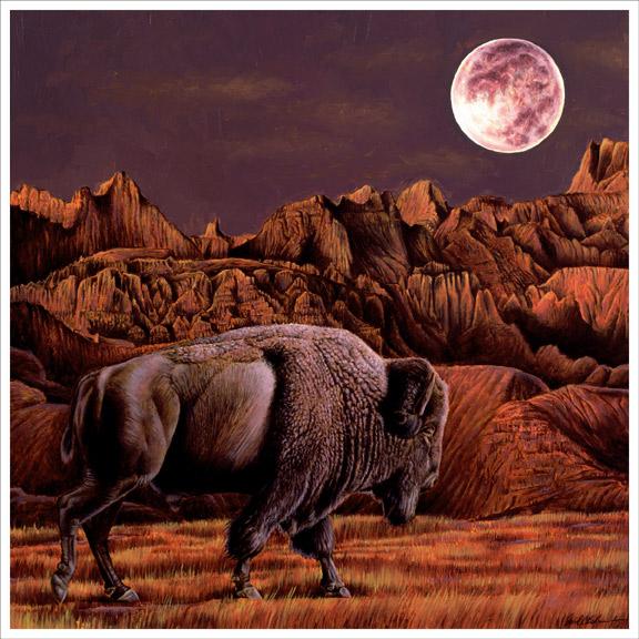 DavidBehrens-BuffaloMoonRising