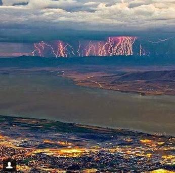 Mother nature, Utah