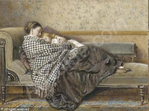 kilburne-george-goodwin-snr-18-the-afternoon-rest-