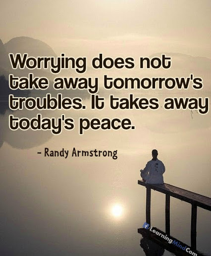 Worrying 2