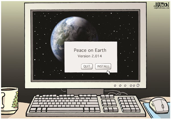 Peace On Earth - Quit - Install