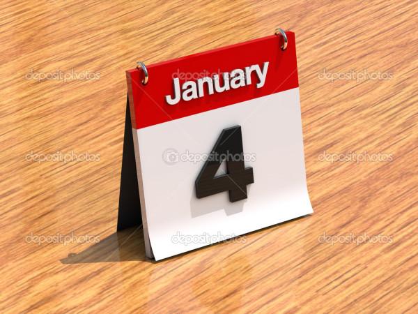January-4th