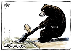Help from Russia