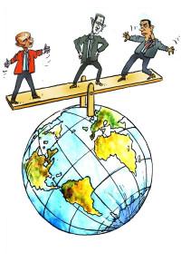 Political balance