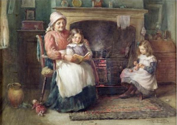 Bedtime Story, 1910.jpg