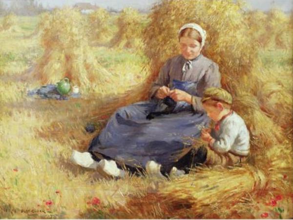 Midday Rest, 1915.jpg