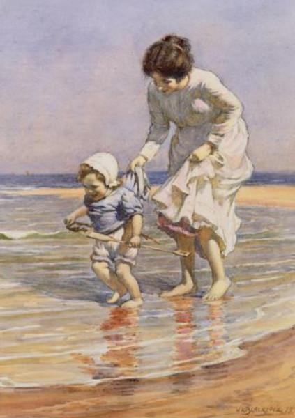Paddling, 1915.jpg