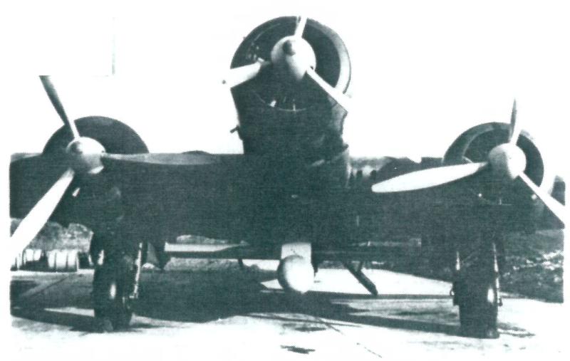 Автоматические легионеры: планирующие бомбы Regia Aeronautica